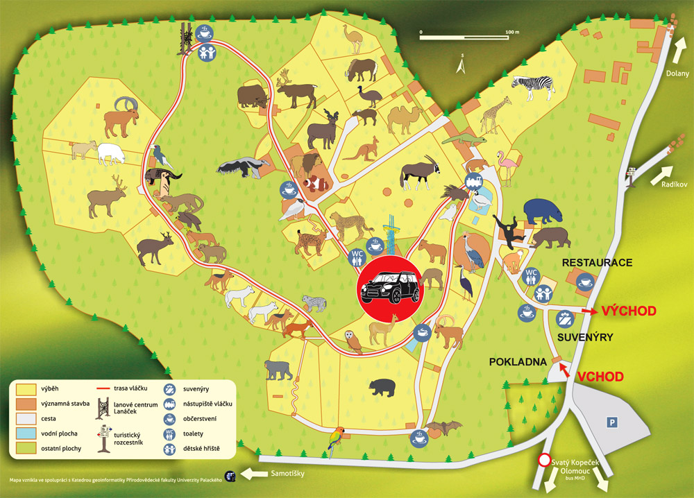 Zoos Olomouc