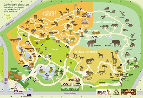 Zoos - South Perth