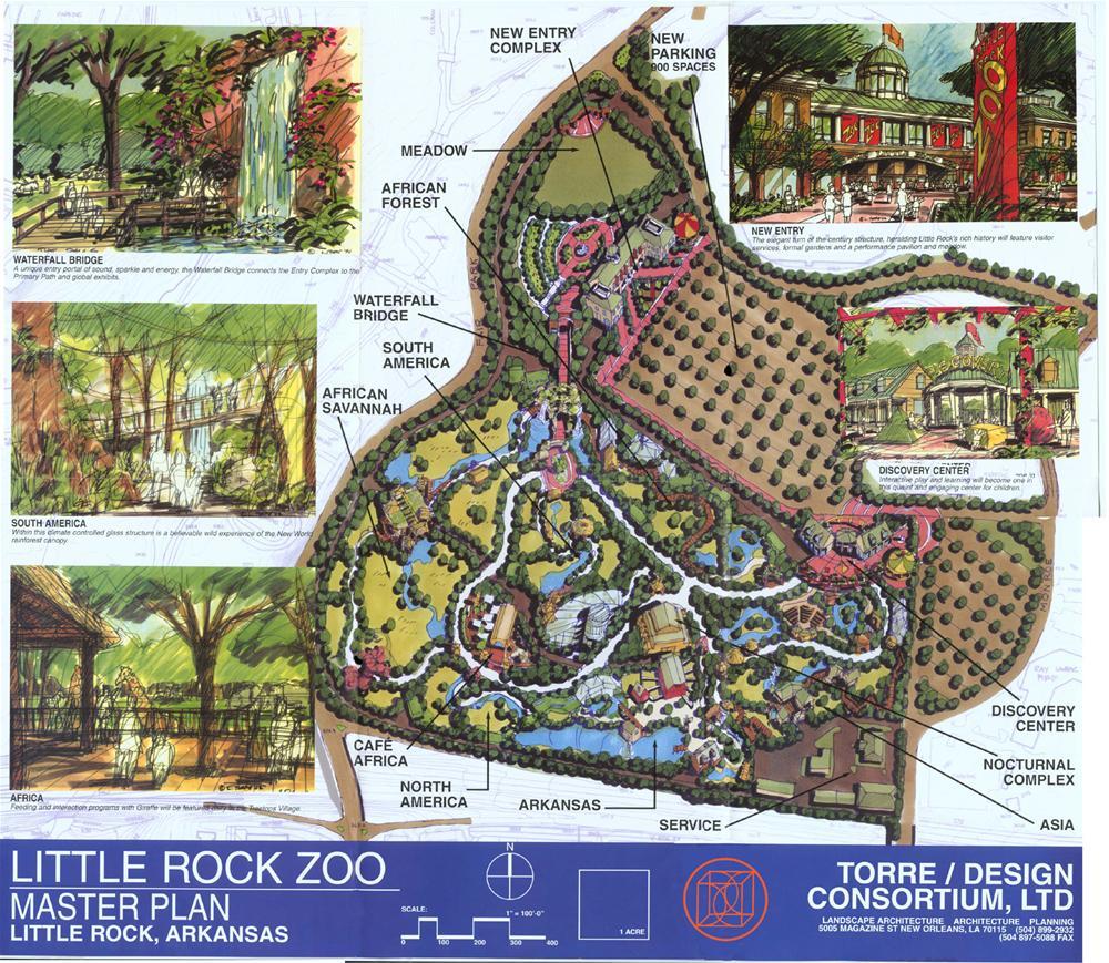Zoos  Little Rock