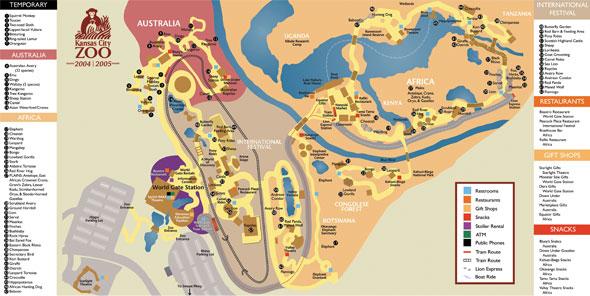 Zoos Kansas City Zoo