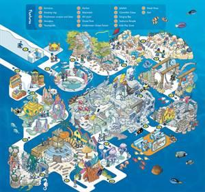 Sea Life Aquarium Map 2015 Related Keywords Suggestions