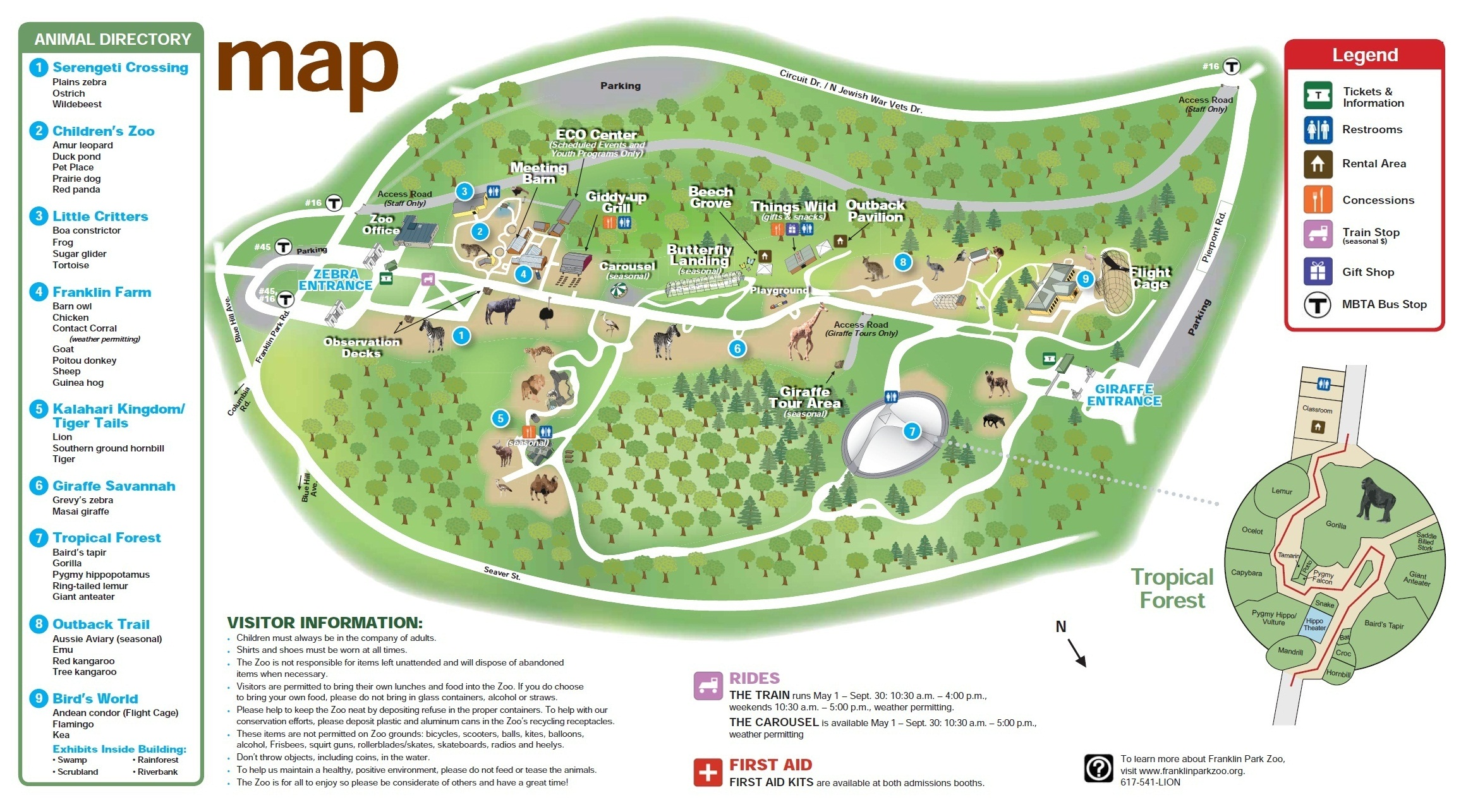Columbus Zoo Map 2013 Related Keywords Amp Suggestions
