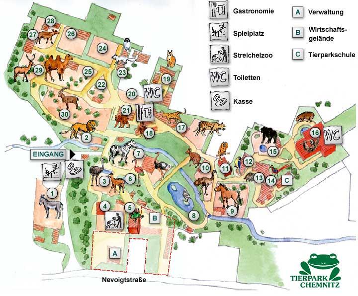 Zoos Chemnitz