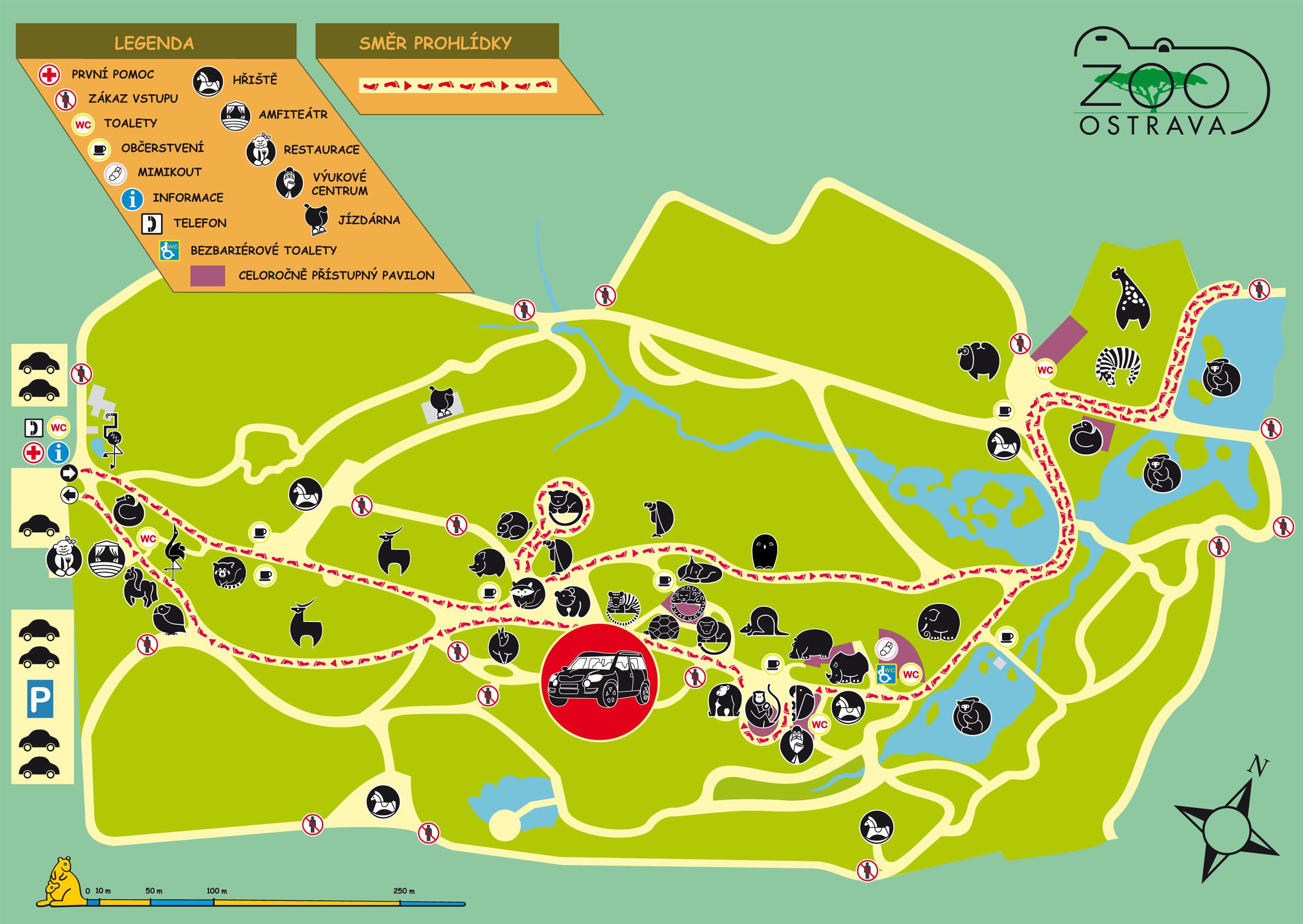Zoos Ostrava