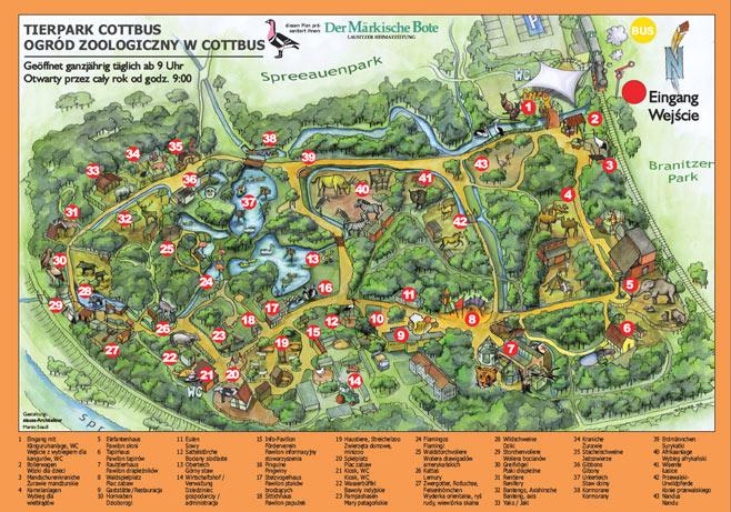 Zoos Cottbus