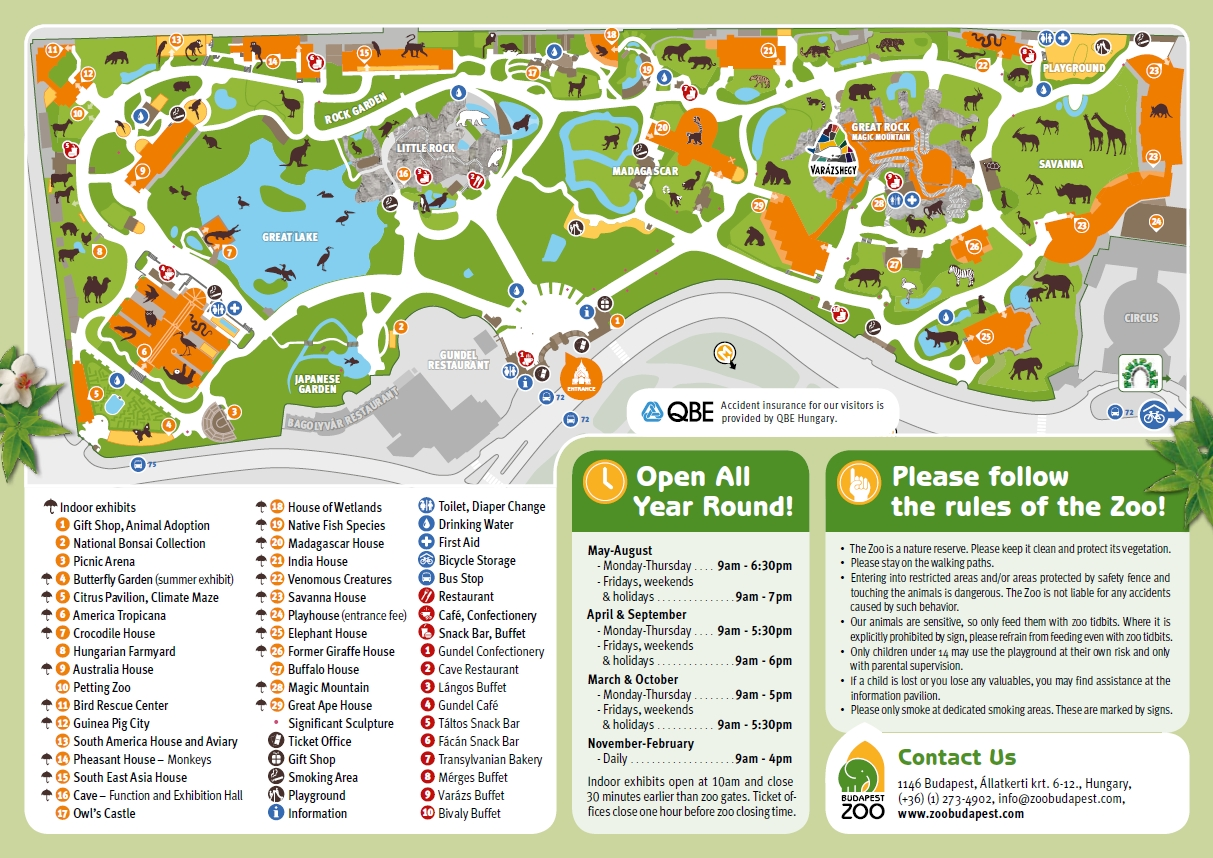 Taronga Zoo Business Plan