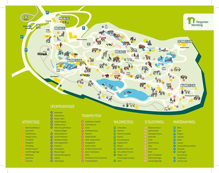 Zoos Nuremberg Nrnberg