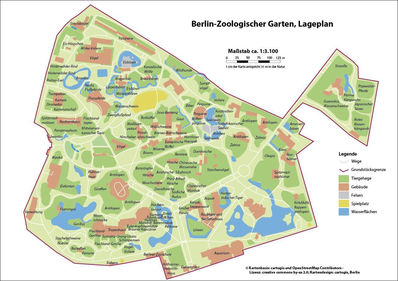 Zoos - Berlin Zoo