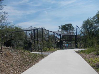 Zoos enclosures for Zoo haute normandie