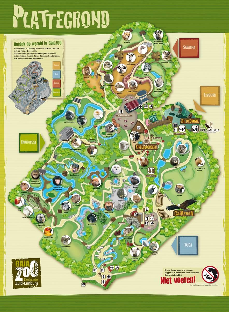 zoos kerkrade