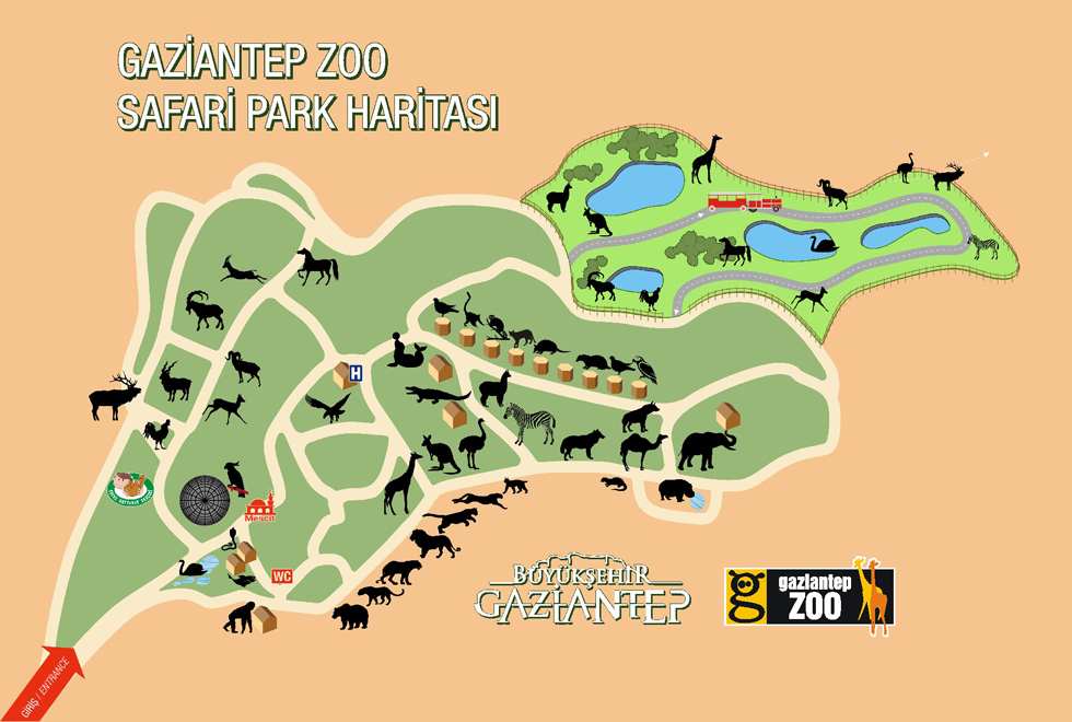 Zoos Gaziantep