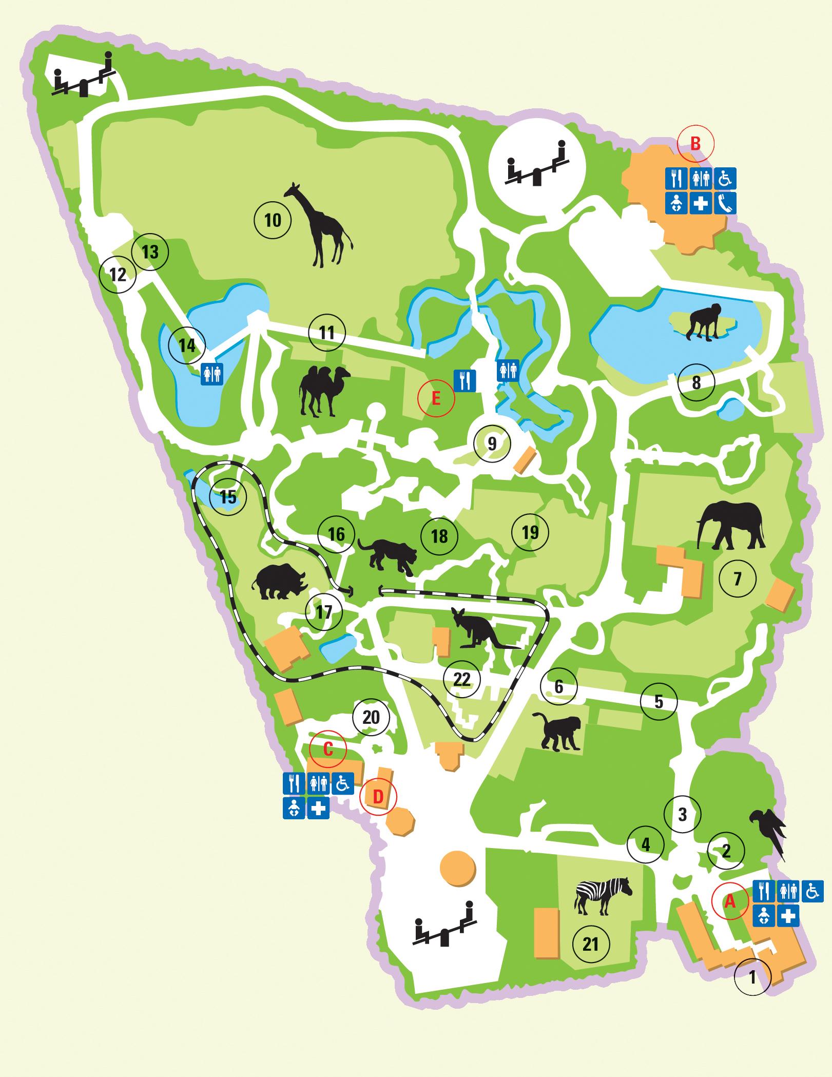 Zoos Amersfoort