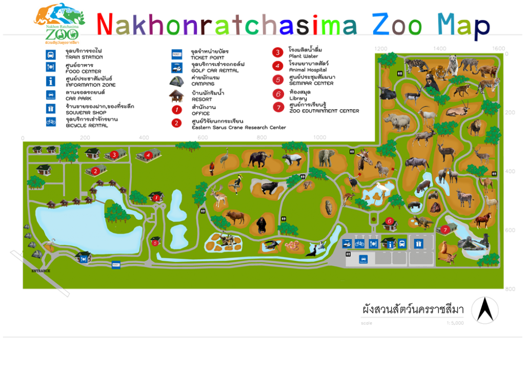 Zoos Nakhon Ratchasima