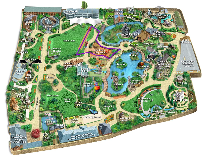 Zoos Bristol