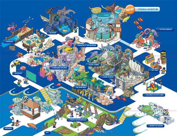 Zoos Blackpool Aquarium