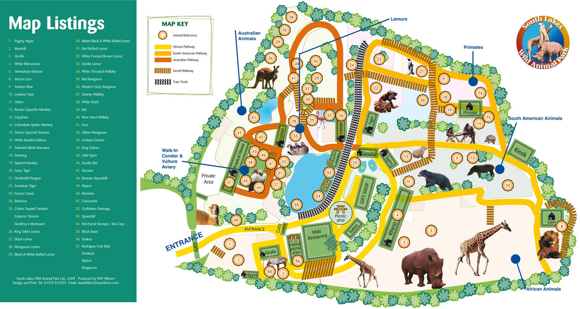 Zoos  DaltoninFurness