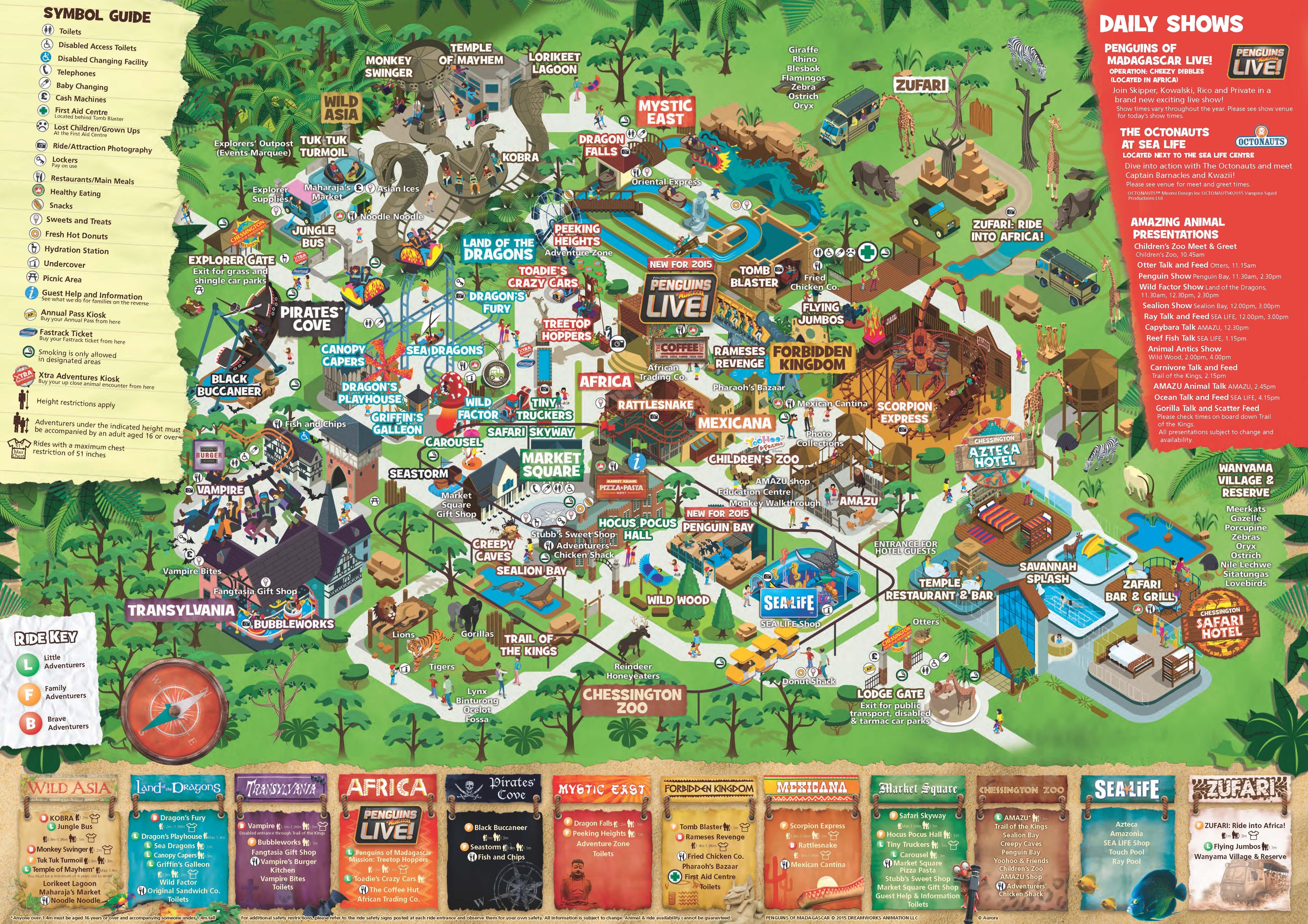 Zoos chessington map 2012 map 2015 gumiabroncs Images