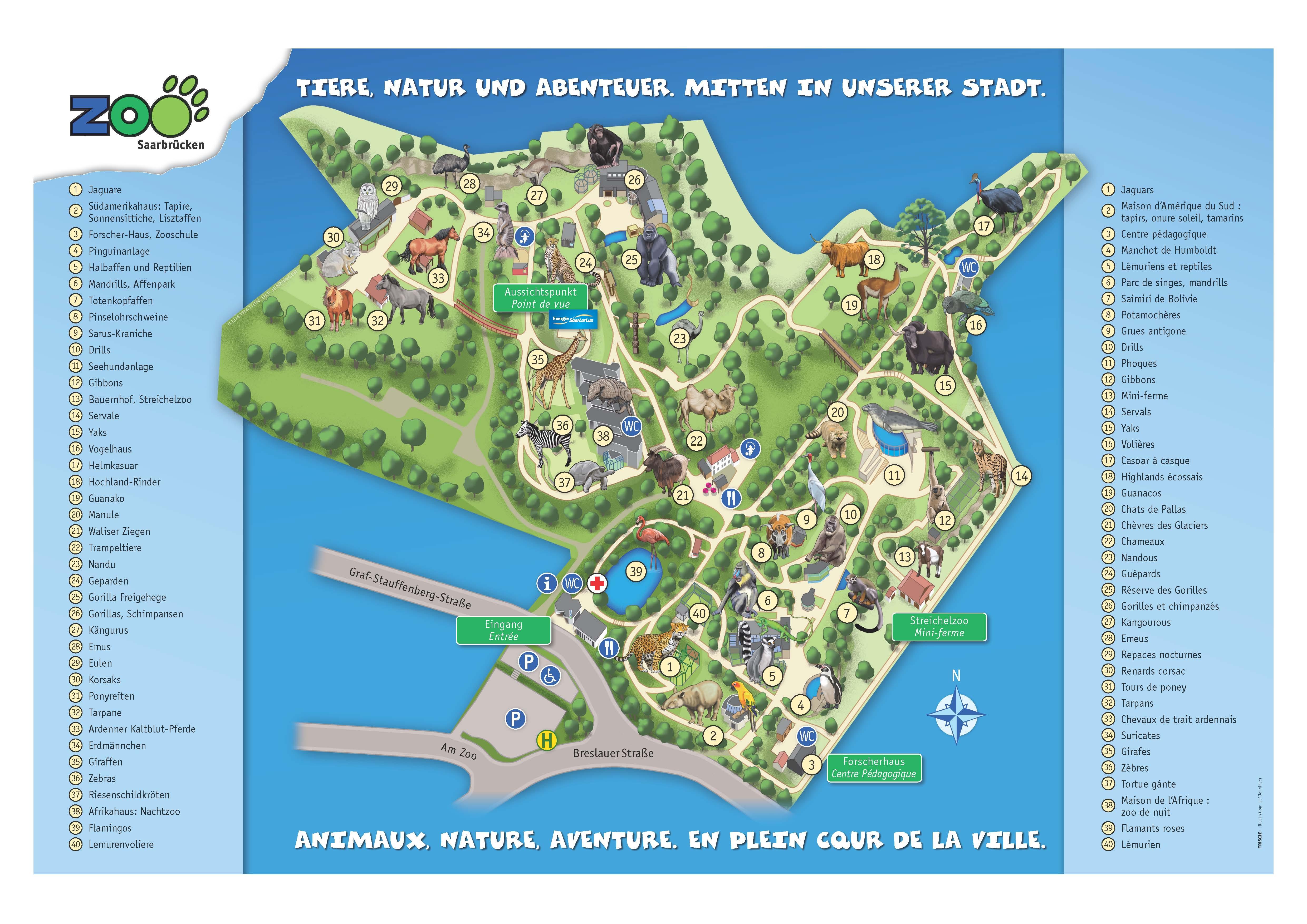 Zoos Saarbrcken